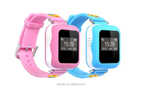 GPS bluetooth watch phone for kids old man DDX01original xexun with high quality