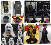 novelty halloween mask manufacturers