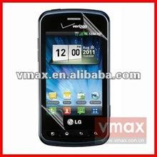 Mirror screen protector film for LG VS700 Enlighten