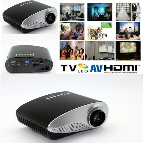 Wholesale best price 200lumens led electric zoom portable for Smallest full hd projector