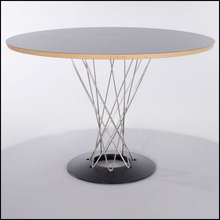 round dining table , Cyclone table ,modern dining table