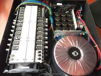 amplificadores de sonido audio profesional