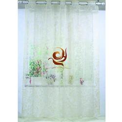 cheap fabric curtain wholesale european sheer curtain drapery