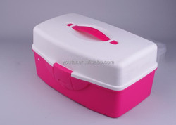 Well-designed Knick-knack Storage Box with Handle/Pills Box