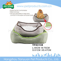 Thick canvas fabric for dog house pet bed