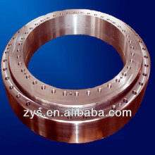 Bearing industry leader ZYS slewing bearing for excavator for dual axis solar tracker