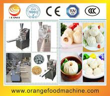 Automatic stuffed bun machine,steamed stuffed bun moulding machine,steamed bun filling machine