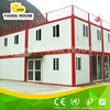 Cheap mobile house with steel roof structure for sale in Africa