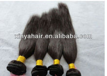 Best selling silky straight hair weft princess hair company