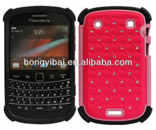 hot selling phone cover for blackberry 9900, phone case for blackberry 9900
