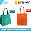 PP Non woven Foldable Bag printing logo, folding non woven bag