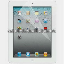 For Apple Ipad Air/2 HD clear screen protector, manufacturer!!!