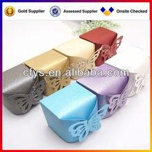 guangzhou manufacture top quality wedding favor box