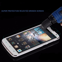 Transparent Screen Guard Protectors for HUAWEI Ascend G730 Tempered Glass film