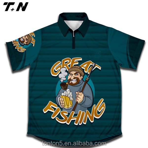 Customize fishing shirts dri fit tournament fishing shirts for Dri fit fishing shirts