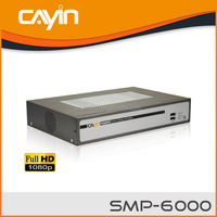 Network Full HD Advertising Digital Signage Media Player