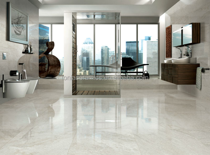 Ceramic Polished Floor Tiles