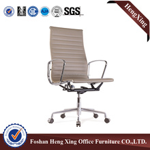 Competitive office chair price stainless steel chair office & leather executive office chair HX-023A