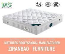 rollable compressed aloe vera memory foam mattress