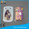 3d Sublimation blank Cases For Blackberry,vacuum print For Blackberry Bold 9700,3d Sublimation Cases For Blackberry Bold 9900