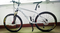 26inch aluminium alloy 7079 Lightweight frame MTB bicycle high quality cheap mountain bike