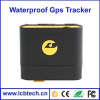 Good quality portable waterproof gps kids tracker IPX-6 sleep mode with 1 year warranty