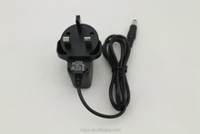 Hot sale ac/dc power adapter output DC 4.2v 500ma / 12v 1A to 5A with FCC CE SAA approved (1 years warranty)
