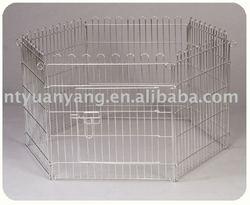 pet enclosure pet kennel Folding Pet Playpen Dog Playpen with Eight Panels