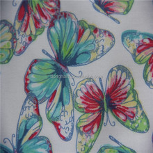 printing fabric flower pattern reactive process top quality