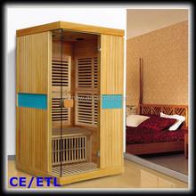 luxury finland wood sauna room