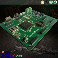 FR4 printed circuit board assembly, Hasl pcb pcba board Supplier in China