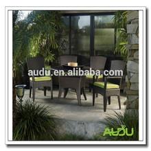 Audu Used restaurante muebles, Verde cojín Used restaurante muebles