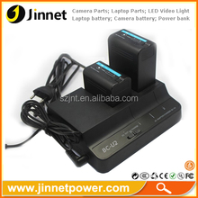 Professional Dual Charger for Sony BP-U30 BP-U60 BP-U90