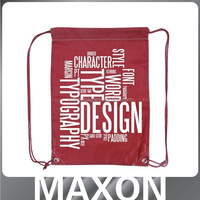 2015 fashion promotional 420d oxford drawstring bag Guangzhou