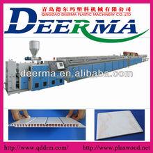 PVC ceiling panel making machine/extrusion line/machine to make PVC ceiling