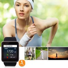 Portable Home use Digital Wrist watch blood pressure that measures walking running