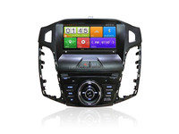 2 din capacitance touch screen car dvd player with radio/gps navigation for Ford Focus 2012