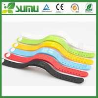 Health assistant cheap smart pedometer adjustable wristband