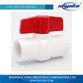 top venda garantida qualidade parafuso de plástico da válvula