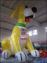 Giant inflatable for event/party/inflatable dog CUSTOMIZED