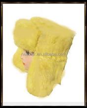 NAH-10008 Fashion Girl Rabbits Fur Hats