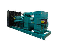 800kW-2400kW Power set Diesel Generator 6 kV