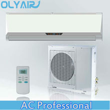 New ERP R410a inverter 2.5Kw wand klimaanlage 220V/50HZ cooling and heating