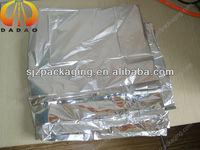 VMPET film coated PE film for building insulation materials