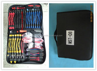 Hot sale Multifunction circuit test wiring accessories kit cables MST-08 circuit test wiring accessories kit cables