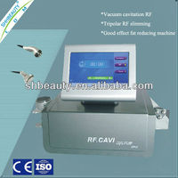 Tripolar RF Ultrasonic Cellulite Reduction