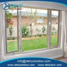 Brand new casement window manufacturers with CE certificate in Alibaba China