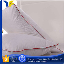 bath high quality column goose feather adult pillow inner