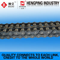cheap steel power double pitch transmission roller chains