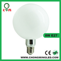8w e26 125mm bubble led ball light made in p.r.c.
